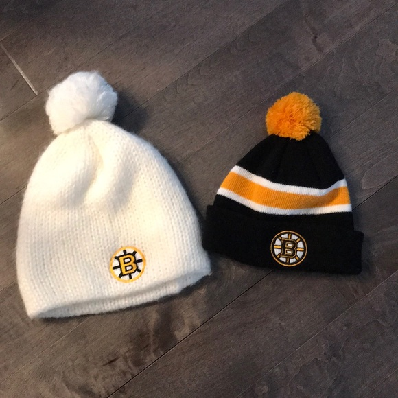 Boston Bruins winter hats for adult   baby. M 5a5a0b5b31a376860b271c16 b873fc28414